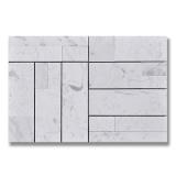 Khani-White-Clodagh-Mosaic-3B-Dark-Carrara-